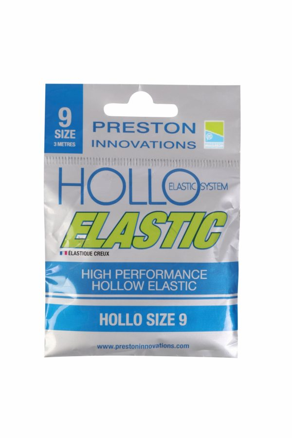 HOLLO ELASTIC - SIZE 9h - LIGHT BLUE