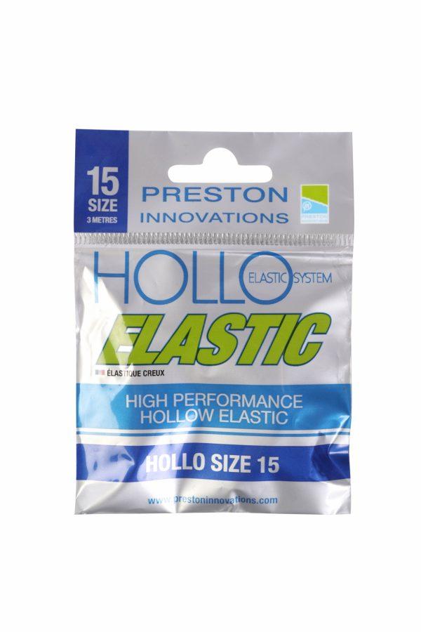 HOLLO ELASTIC - SIZE 15h - DARK BLUE