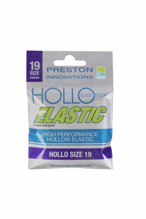 HOLLO ELASTIC - SIZE 19h - PURPLE