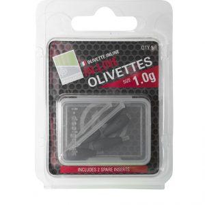 INLINE OLIVETTES - 0.8gr