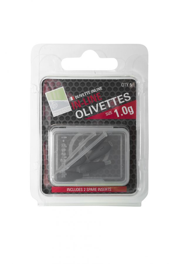 INLINE OLIVETTES - 1.5gr