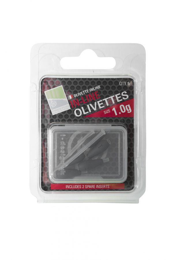 INLINE OLIVETTES - 2.5gr