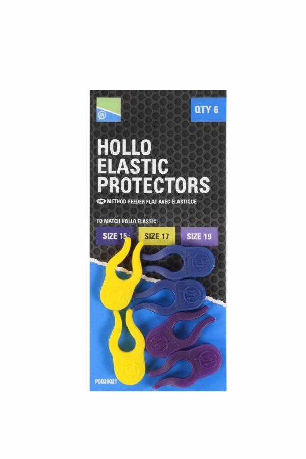 HOLLO ELASTIC PROTECTOR - BLUE/YELLOW/PURPLE