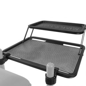 PRESTON OFFBOX DOUBLE DECKER SIDE TRAY - LARGE (1)