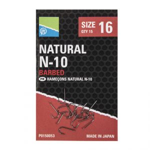 NATURAL N-10 SIZE 18