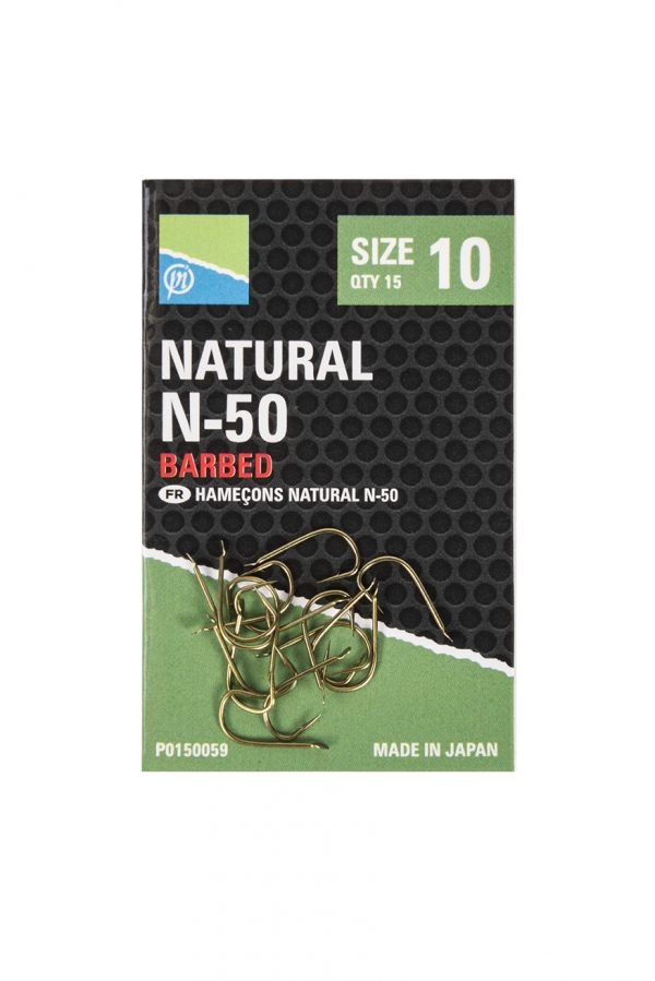NATURAL N-50 SIZE 10