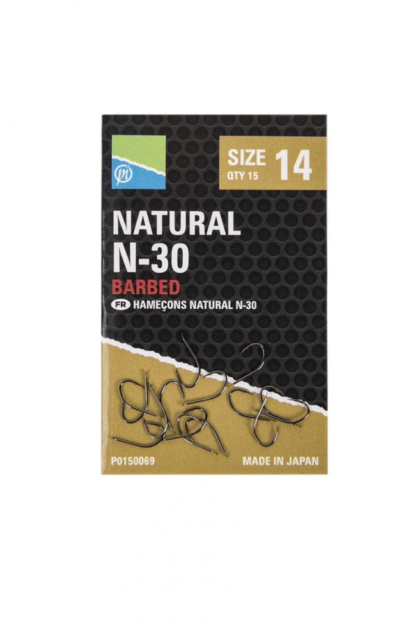 NATURAL N-30 SIZE 18
