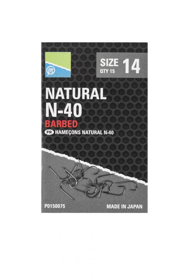 NATURAL N-40 SIZE 20