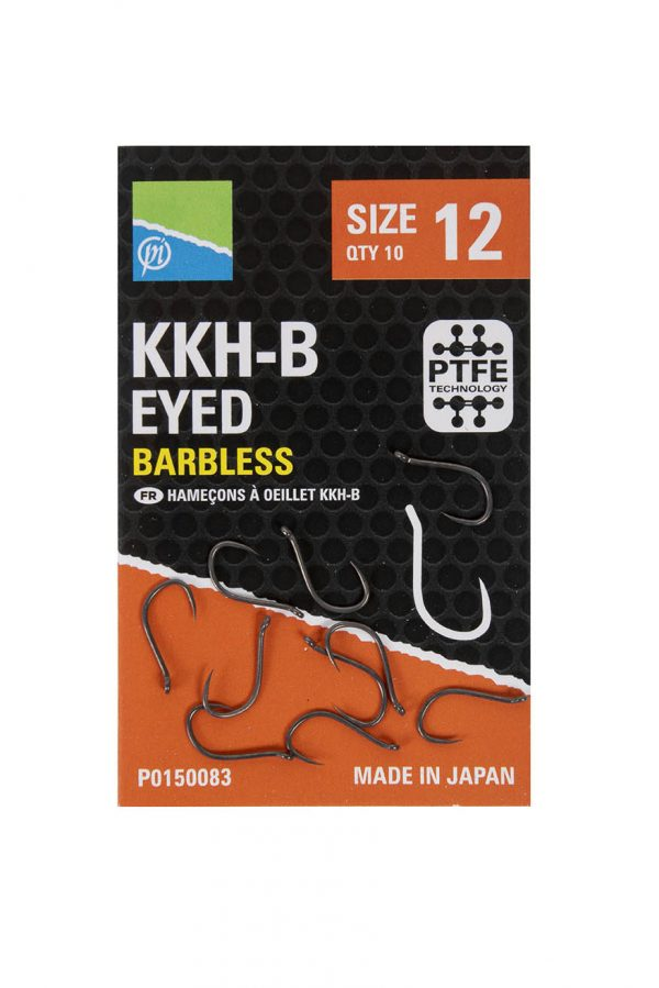 PRESTON KKH-B SIZE 10 HOOKS