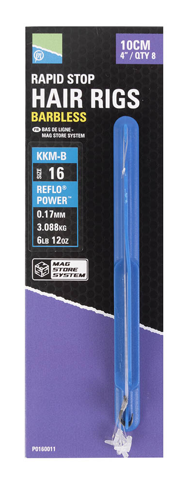 """MSS RIG - 4"""" RAPID STOP-SIZE 14 KKM-B (8 Rigs Per Stick)"""