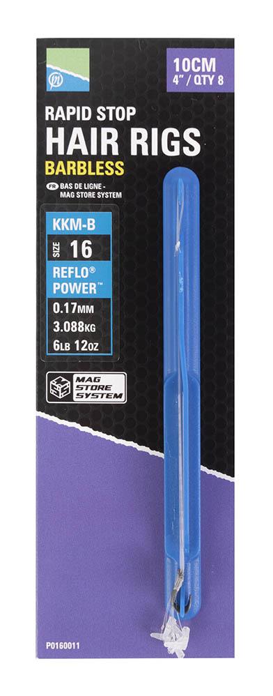 """MSS RIG - 4"""" RAPID STOP-SIZE 18 KKM-B (8 Rigs Per Stick)"""
