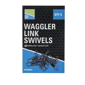 WAGGLER LINK SWIVELS (10)