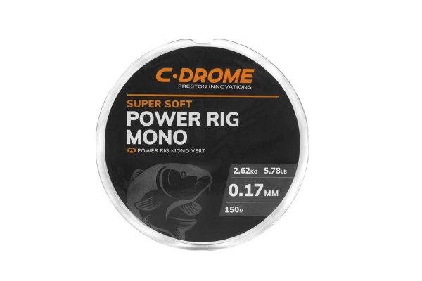 PRESTON C-DROME POWER RIG MONO 0.27mm - 150m