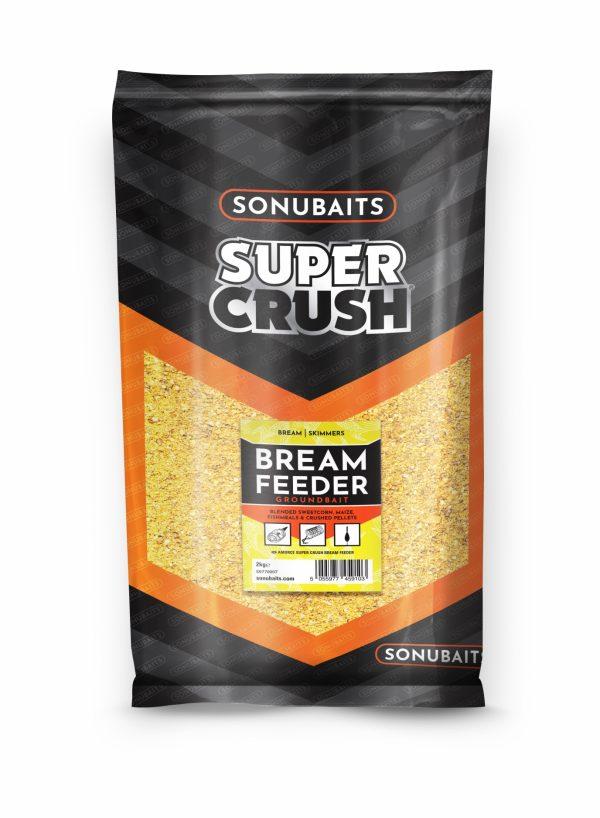Groundbait Supercrush Bream Feeder (2kg)