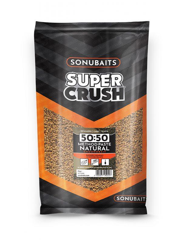 Groundbait 50:50 Method and Paste Natural (2kg)