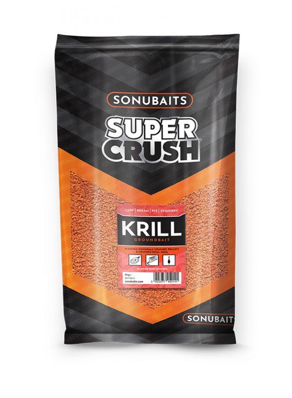 Groundbait Supercrush Krill (2kg)