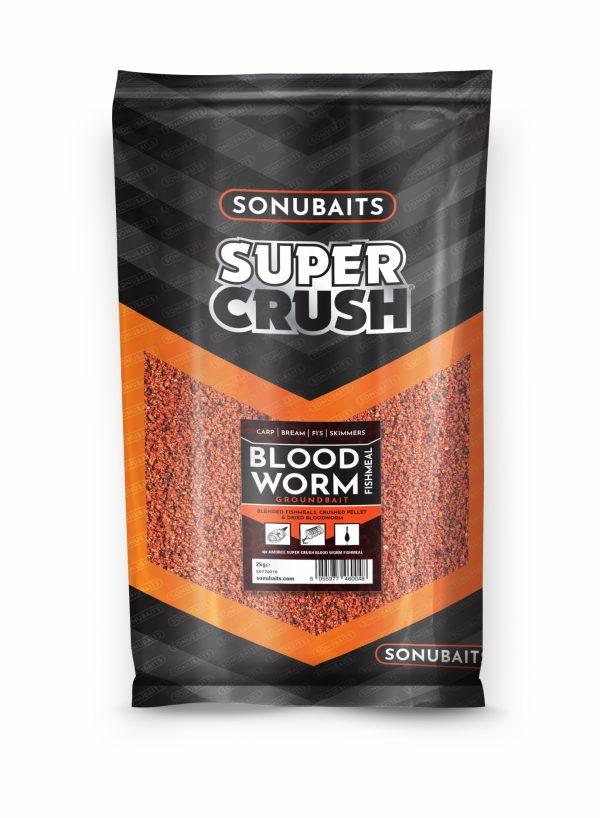 Groundbait Bloodworm Fishmeal (2kg)
