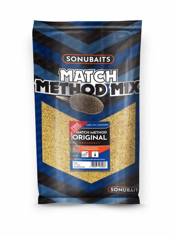 Groundbait Match Method Mix (2kg)