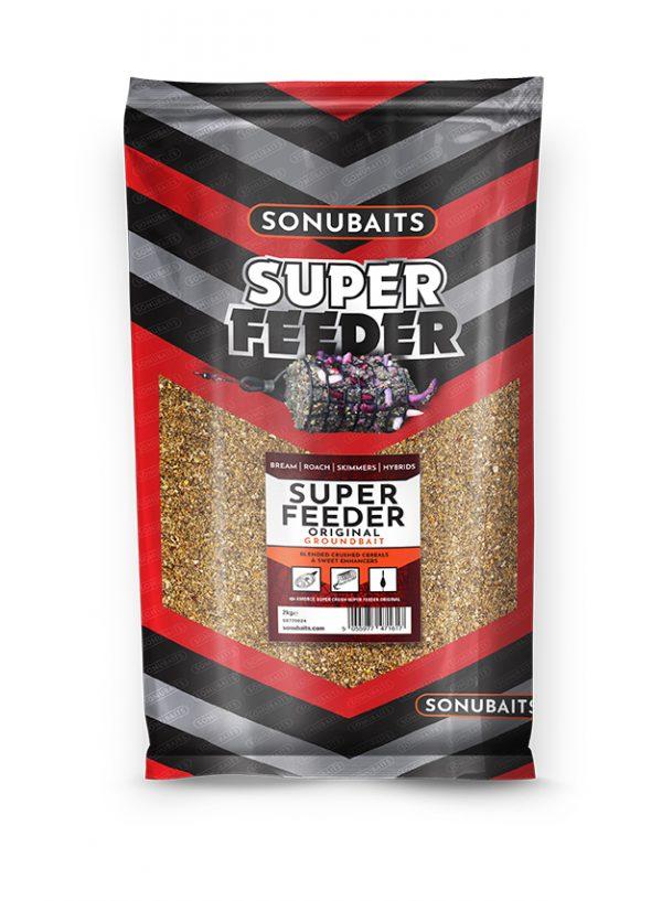 Groundbait Super Feeder Original (2kg)