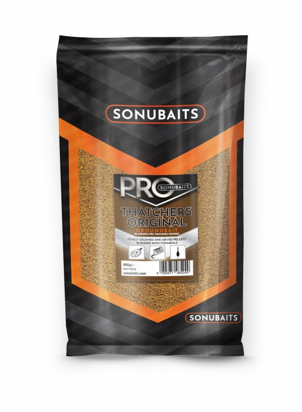 Groundbait Pro 'Thatchers Original' (1kg)