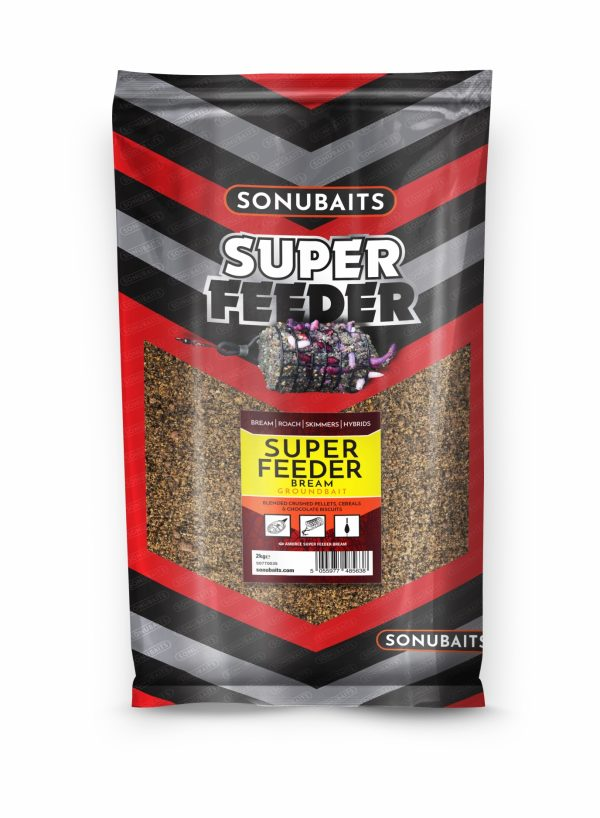 Groundbait Super Feeder Bream (2kg)