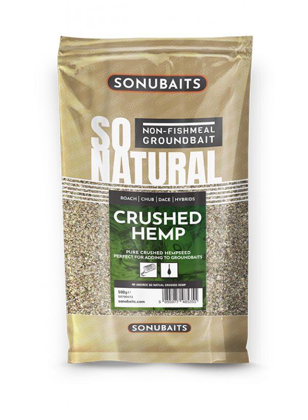 So Natural Crushed Hempseed (500gr)