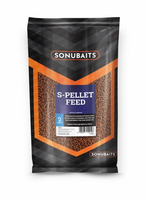 S-Pellet Feed 2mm (1kg)