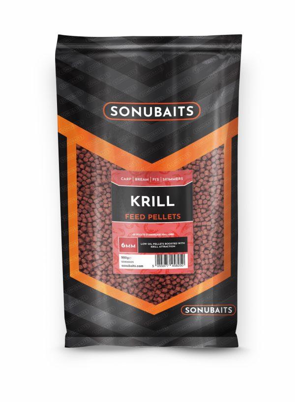 Krill Feed Pellets 6mm