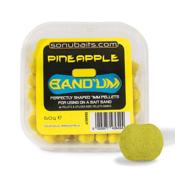 Band'ums Pineapple 5mm