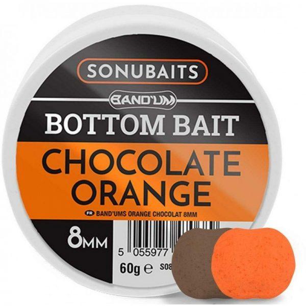 Band'ums Chocolate Orange 6mm