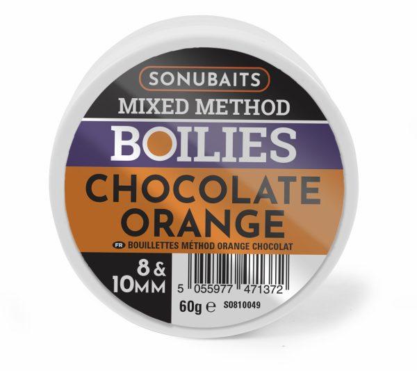 Mixed Method Boilies Chocolate Orange