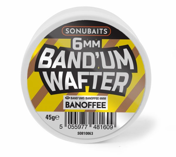 Band'ums Wafters 6mm Banoffee