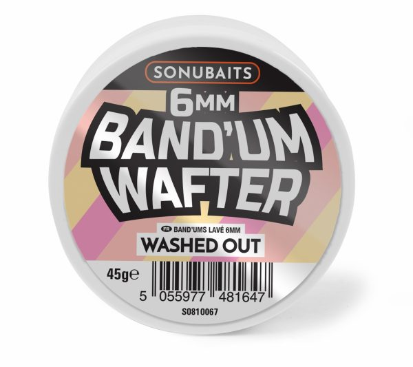 Band'ums Wafters 6mm Washed Out