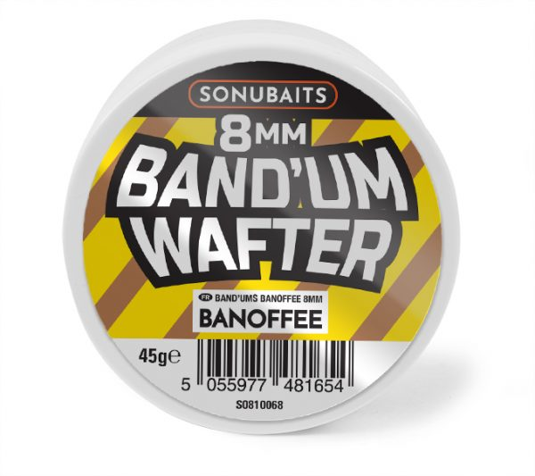 Band'ums Wafters 8mm Banoffee