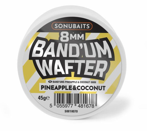 Band'ums Wafters 8mm Pina Colada