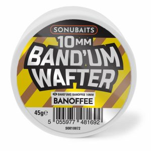 Band'ums Wafters 10mm Banoffee