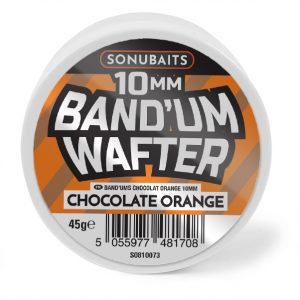 Band'ums Wafters 10mm Chocolate Orange