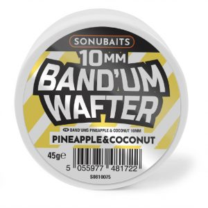Band'ums Wafters 10mm Pina Colada