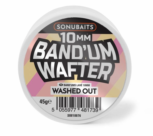 Band'ums Wafters 10mm Washed Out
