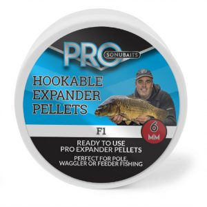 Hookable Pro Expander - F1 6mm