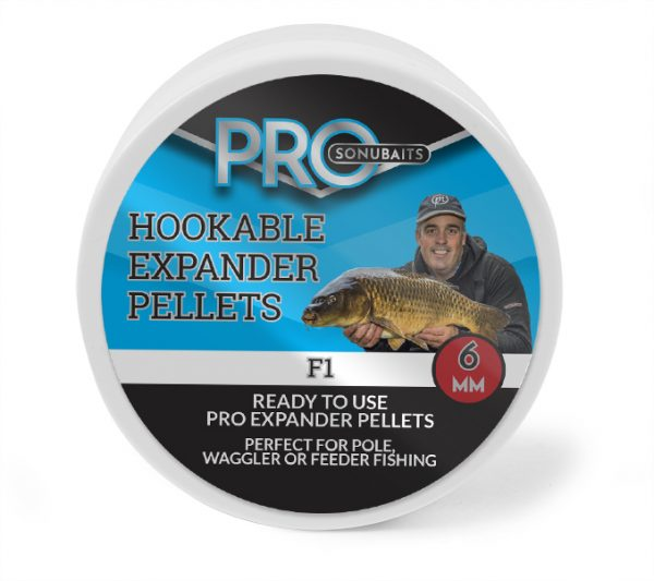 Hookable Pro Expander - F1 6mm
