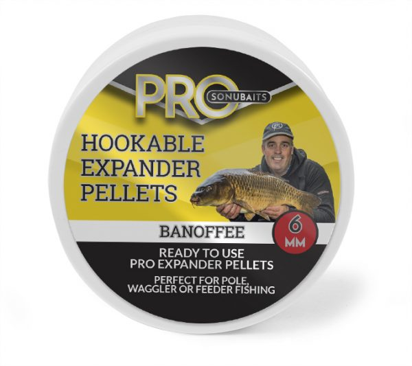 Hookable Pro Expander - Banoffee 6mm