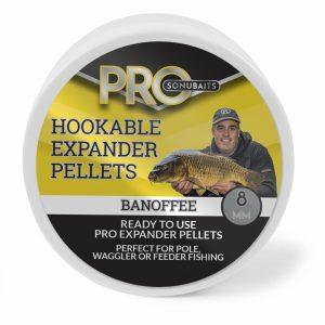 Hookable Pro Expander - Banoffee 8mm