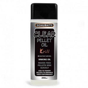 Clear Pellet Oil Krill