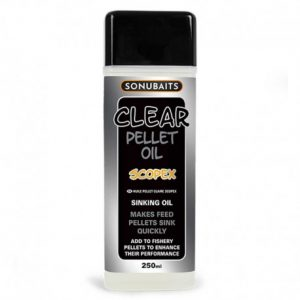 Clear Pellet Oil Scopex