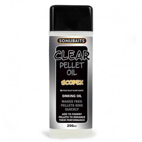 Clear Pellet Oil Scopex