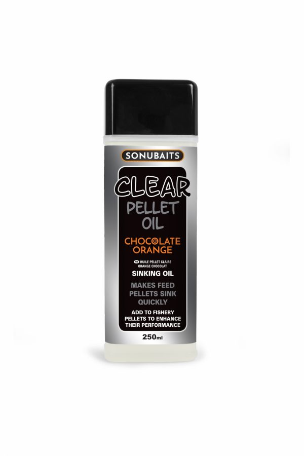 Clear Pellet Oil Chocolate Orange