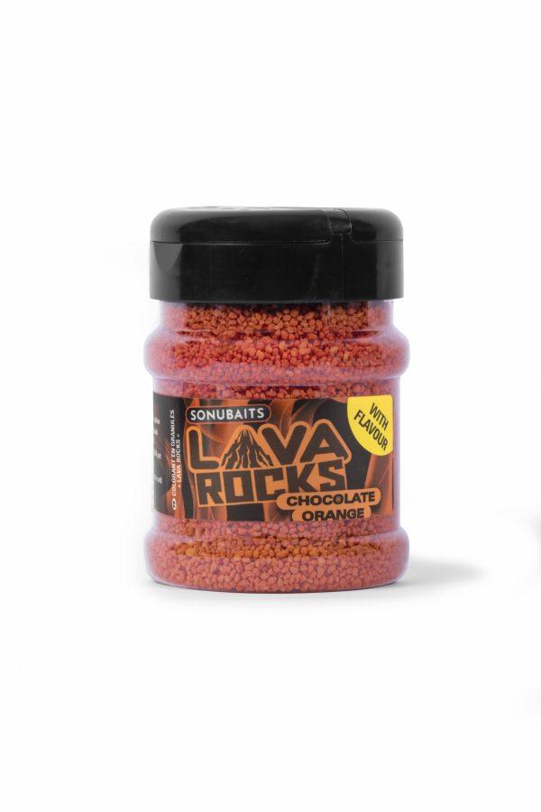 Lava Rocks Chocolate Orange